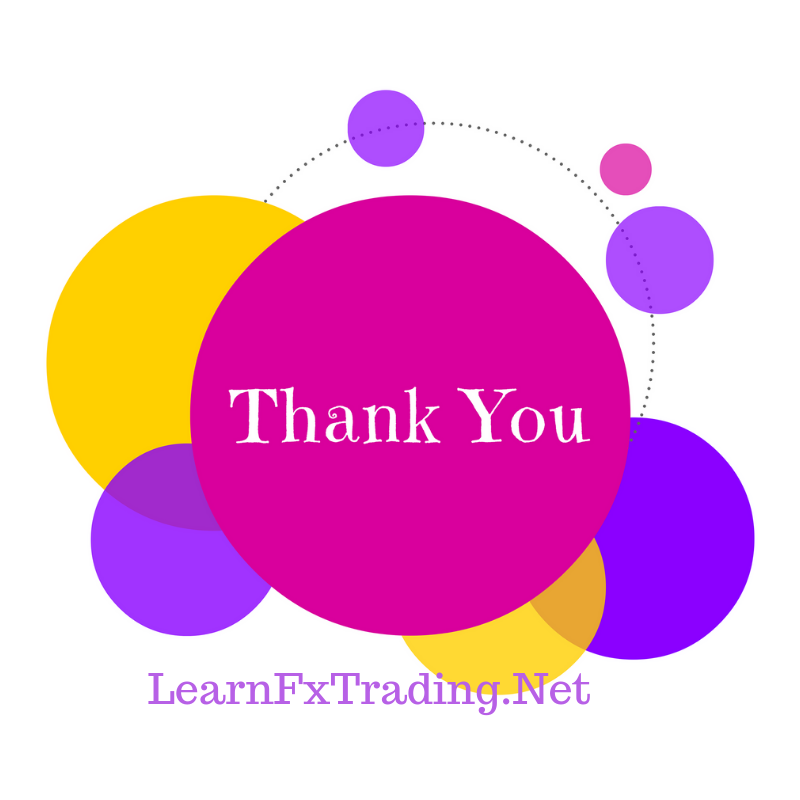 Thank You For Sticking Around In 2018 » LearnFXTrading.net